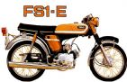 FS1-E T-Shirt. Mens/Adults Ladies & Kids Sizes. Moped, Motorcycle, Classic Bike